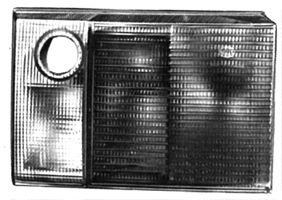 Feu arrière - VAN WEZEL - 0322937