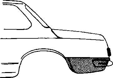 Panneau latéral - VWA - 88VWA0602.33