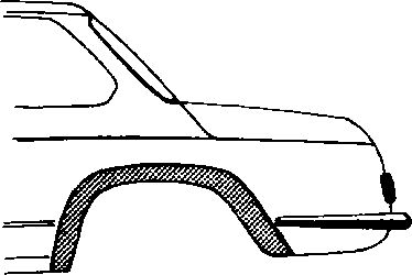 Panneau latéral - VWA - 88VWA0602.45