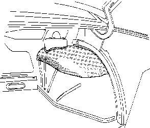 Passage de roue - VAN WEZEL - 0606298