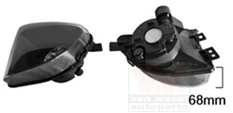Projecteur antibrouillard - VWA - 88VWA0617996