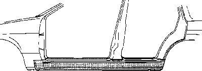Marche-pied - VWA - 88VWA0620104