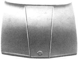 Capot-moteur - VAN WEZEL - 0620660