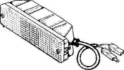 Feu clignotant - VAN WEZEL - 0620902