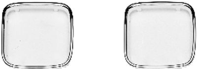 Cadre, grille de radiateur - VAN WEZEL - 0635517