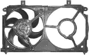Ventilateur, refroidissement du moteur - VAN WEZEL - 0950748