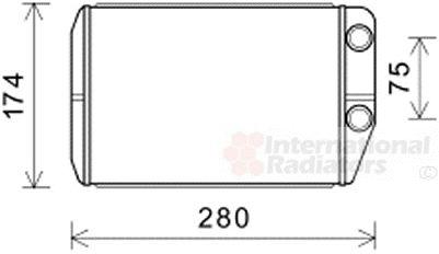 Système de chauffage - VAN WEZEL - 17006410