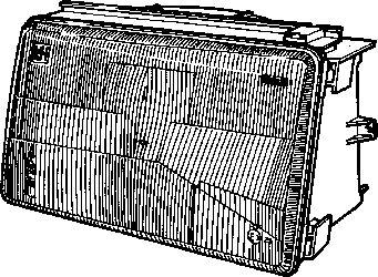 Projecteur principal - VAN WEZEL - 1738941