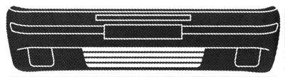 Pare-chocs - VWA - 88VWA1754576