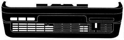Pare-chocs - VWA - 88VWA1758572