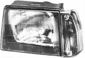 Projecteur principal - VAN WEZEL - 1762941M