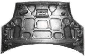 Capot-moteur - VAN WEZEL - 1805660