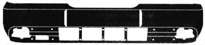 Pare-chocs - VAN WEZEL - 1825576