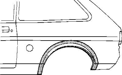 Panneau latéral - VAN WEZEL - 1833146