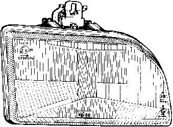 Projecteur principal - VAN WEZEL - 1837941