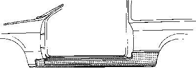Marche-pied - VWA - 88VWA3009102
