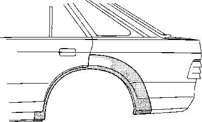 Panneau latéral - VAN WEZEL - 1844148