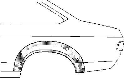 Panneau latéral - VAN WEZEL - 1851.46