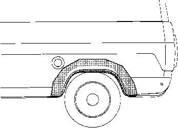 Panneau latéral - VAN WEZEL - 1890145