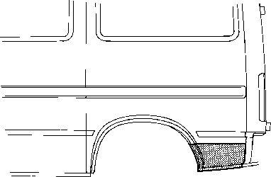 Panneau latéral - VAN WEZEL - 1896133
