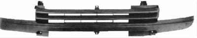 Grille de radiateur - VAN WEZEL - 1895510