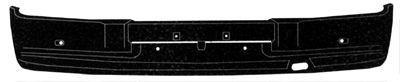 Pare-chocs - VAN WEZEL - 1896572