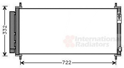 Condenseur, climatisation - VWA - 88VWA25005264