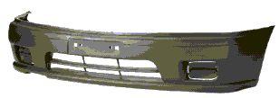 Pare-chocs - VWA - 88VWA2730574