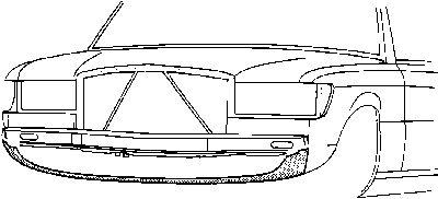 Revêtement avant - VAN WEZEL - 3006666
