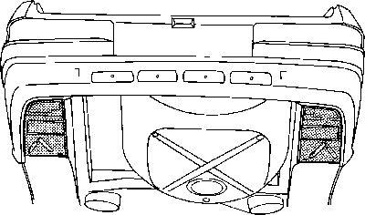 Plancher de carrosserie, coffre à bagages/de chargement - VAN WEZEL - 3010333