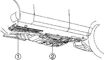 Plancher de carrosserie - VWA - 88VWA3010386