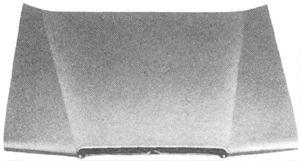Capot-moteur - VAN WEZEL - 3010660