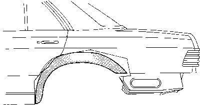 Passage de roue - VAN WEZEL - 3026447