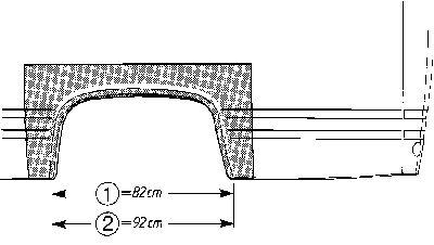 Panneau latéral - VAN WEZEL - 3050.45