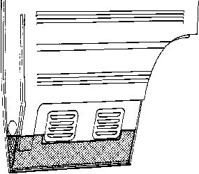Porte - VWA - 88VWA3050.76