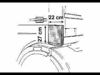 Panneau latéral - VAN WEZEL - 3060133