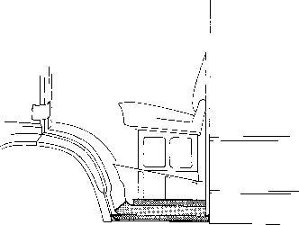 Marche-pied - VAN WEZEL - 3070101