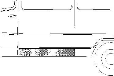 Panneau latéral - VAN WEZEL - 3070109