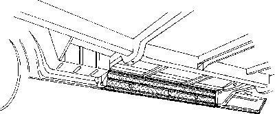 Plancher de carrosserie - VAN WEZEL - 3070309