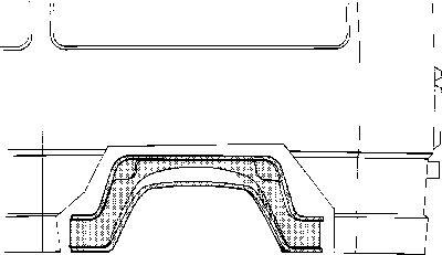 Passage de roue - VAN WEZEL - 3070445