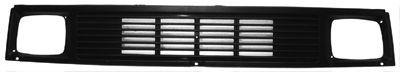 Grille de radiateur - VAN WEZEL - 3070510
