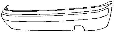 Pare-chocs - VAN WEZEL - 3305542