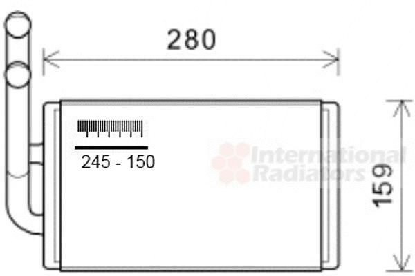 Système de chauffage - VAN WEZEL - 37006570