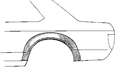 Panneau latéral - VAN WEZEL - 3721.46