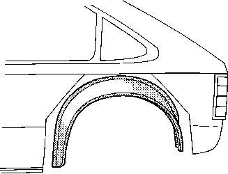 Passage de roue - VAN WEZEL - 3727346