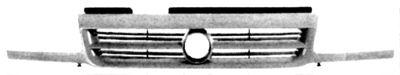 Grille de radiateur - VAN WEZEL - 3734510
