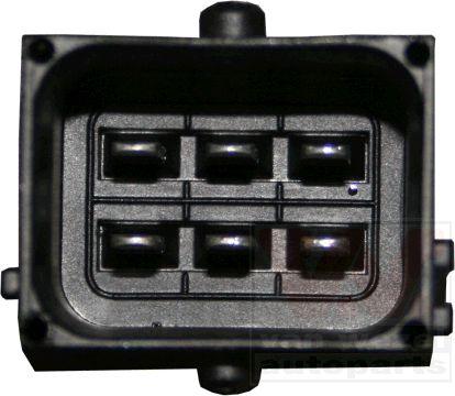 Lève-vitre - VAN WEZEL - 3750262