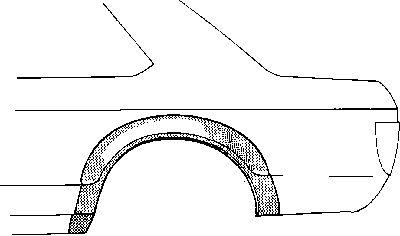 Panneau latéral - VAN WEZEL - 3755.46