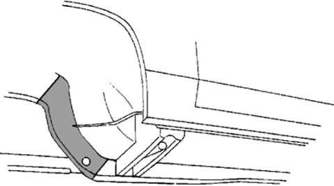 Longeron - VAN WEZEL - 3757328