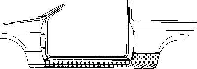 Marche-pied - VAN WEZEL - 3757.02